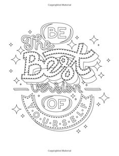 Amazon.com: Good Vibes And Mindfulness Coloring Book for
