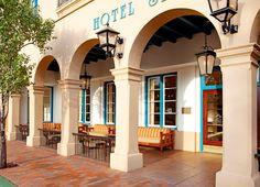 Hotel St. Francis - Santa Fe, New Mexico