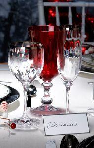 Gorgeous, glamorous Christmas dinner decor ideas!