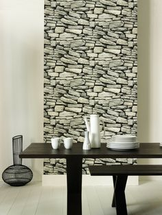 texture - the stone on the fireplace is jagged and almost unorganized, until further inspection you may notice that the sections repeat in a staggered order.