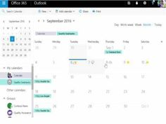 NFL Schedule   Microsoft is today adding the NFL schedule to Outlook calendar