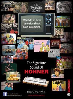 The signature Sound of HOHNER