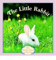 Sarah finds a soft, white, pink-eyed rabbit in her Easter basket nestled beside two coloured eggs. The rabbit had long ears and a tiny pink nose that was always wiggling
