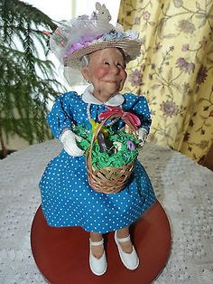 Elsie-and-Her-Easter-Bonnet-Nanas-Family-by-Richard-Simmons-and-Annie-Wahl