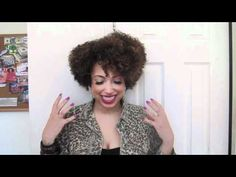 ♥ Natural Hair 101 ~ Back To Basics ♥ (3/a, 3/b, 3/c) - YouTube - Great information