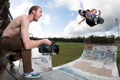 Thrasher Skateboard Magazine | Lord of the Pies: Five Days in OZ with Nike