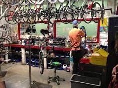 bike shop design - Google Search
