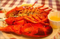 Lobster, PEI, Canada. Amazing!