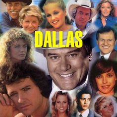 Dallas ~~ Drama ~~ The soapy, backstabbing machinations of Dallas oil magnate J. Ewing and his family 80 Tv Shows, Old Shows, Nostalgia, Sweet Memories, Childhood Memories, Films Western, Dallas Tv Show, Dallas Series, Mejores Series Tv