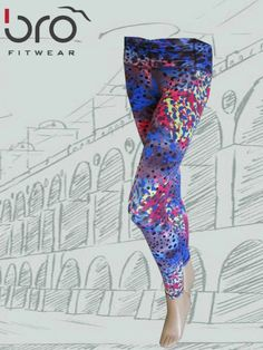 Workout clothes leggings. Very pretty