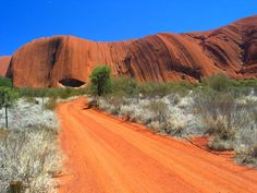 Ayers Rock also extends more than 1.5 miles underground and the locals believe that the space is hollow actually but contains a source of energy and it is ...