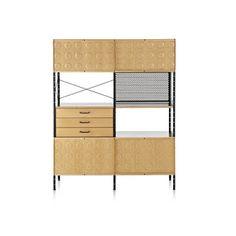 Las estanterías de Charles y Ray Eames (ESU) | Blog Arquitectura y Diseño