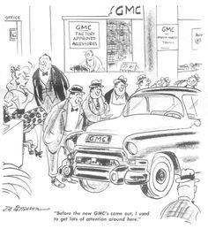 1955 GMC Pickup   1955 GMC TRUCK SITE