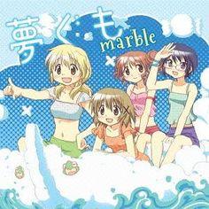 De nuevo marble en anime, me lo pidieron bastante así que se les comparte!!