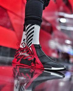 球鞋設計師打造 Off-White™ x adidas Originals NMD CS1 全新定製版本