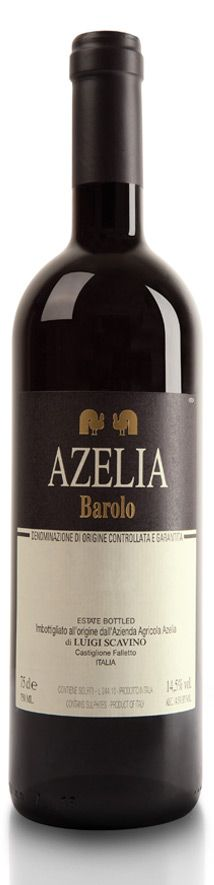 Great write up on Azelia Barolo.  2003 available and really hitting its stride.