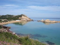 Cala Pregonda (Menorca, Islas Baleares)