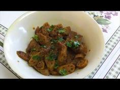 Kamal Kakdi Ki Sabzi (Lotus Stem Vegetable)