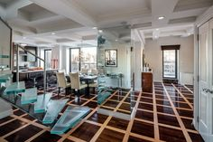 Frank Sinatra Penthouse Gets Furniture, Price Cut