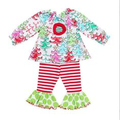 Baxter and Beatrice Infant Holiday from Freckles Children's Boutique for $60.00