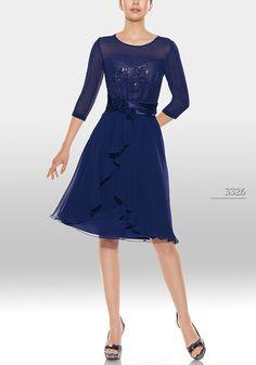 Vestido de madrina de Teresa Ripoll modelo 3326 by Teresa Ripoll | Boutique Clara. Tu tienda de vestidos de fiesta.