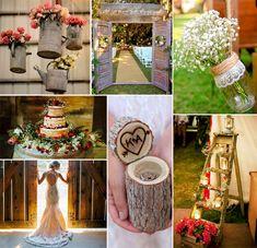 A+rusztikus+stílus+a+2016-os+nyári+szezon+legdivatosabb+esküvői+témája.+Hódít+a+természetes,+egyszerű,+vidékies+hangulat.
