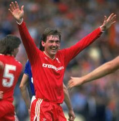 KENNY DALGLISH - For being my childhood hero. And then coming back to Liverpool 20 years later to become my adulthood hero too (is there such a thing..?!?!)
