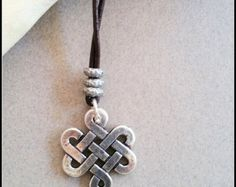 SPECIAL OFFER Silver Infinity Pendant, Women Celtic Necklace, Celtic Knot Necklace, Celtic Talisman, Wiccan Pendant, Healing Necklace, Esote by myera4u. Explore more products on http://myera4u.etsy.com