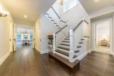 A New Hamptons-Style House in Wembley Downs Hamptons Style Homes, Hamptons House, The Hamptons, New Hampton, Interior Stairs, Next At Home, Living Room Inspiration, Contemporary, Building
