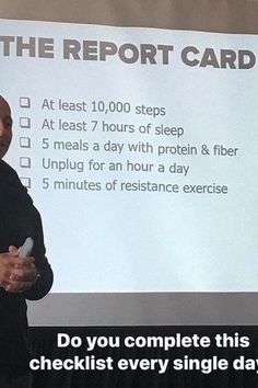These Are the 5 Simple Things Harley Pasternak Wants You to Do to Be Healthy