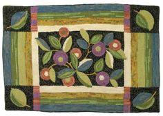 rug gallery Tea Garden design by Katherine Porter