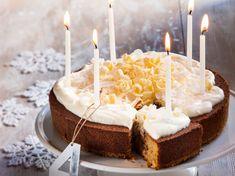Desert Recipes, Birthday Candles, Deserts, Baking, Drinks, Christmas, Food, Drinking, Xmas