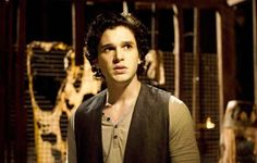 Kit Harrington in Silent Hill - want to touch the hiney
