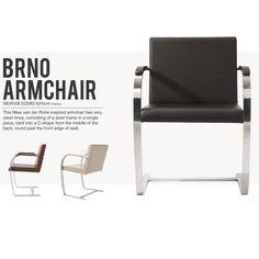 BRNO Armchair