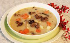 Najlepsza zupa grzybowa | Ania gotuje