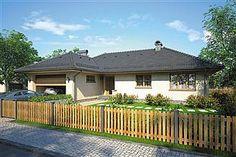 Projekt domu Willa parkowa 2 208,83 m2 - koszt budowy - EXTRADOM Dom, Building A House, Gazebo, Outdoor Structures, Outdoor Decor, Home Decor, Metal Furniture, Kiosk, Decoration Home
