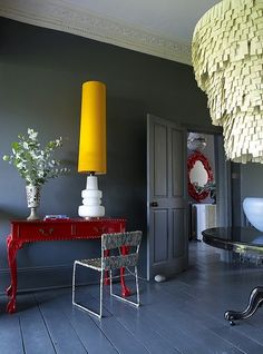 oversize lamps