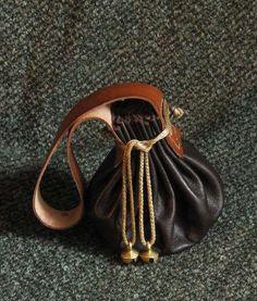 Medieval small pouch 1 by I-TAVARON-I.deviantart.com on @deviantART