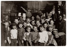 Shorpy Historical Photo Archive :: Indianapolis Newsies: 1908. Newsboys were street children, orphans and abandoned children. Most major cities housed them in an apartment or hotel-like building and were watched over as in an orphanage, albeit one with a lot more freedom. Newsboys might work from 5 a.m. to midnight.
