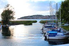 Ohrid, Ohrid Lake, Macedonia