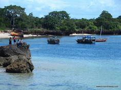 Wasini Island, Kenia
