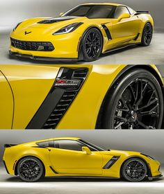2015 Supercharged Z06