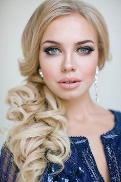 Les plus belles idées coiffures idéales pour les mariées