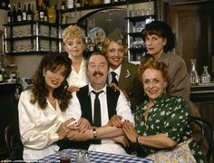 Allo Allo star Gorden Kaye dies in his care home aged 75 Vicki Michelle, Mary Tyler Moore Show, Running Jokes, I Dream Of Jeannie, The Best Series Ever, Carol Burnett, Vintage Television, The Man From Uncle, T Tv