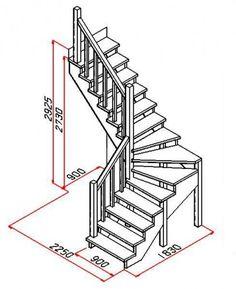 стандарты деревянных лестниц: 19 тыс изображений найдено в Яндекс.Картинках