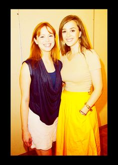Marissa & Bianca from All My Children