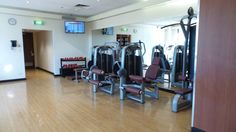 Gym at the Hilton Adelaide Hotel, South Australia South Australia, Family Travel, Gym, Blog, Family Trips, Blogging, Training, Gymnastics Room, Family Vacations