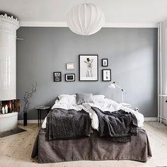 G o o d n i g h t | with this lovely picture from @sarahwidman #bedroom #goodnight #interiorinspiration