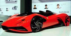 Ferrari Eternita......can't find words...really I can't!