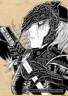 Art of Dark Souls Anime Meme, Dark Fantasy, Fantasy Art, Arte Dark Souls, Soul Saga, Character Art, Character Design, Arte Horror, Arte Pop